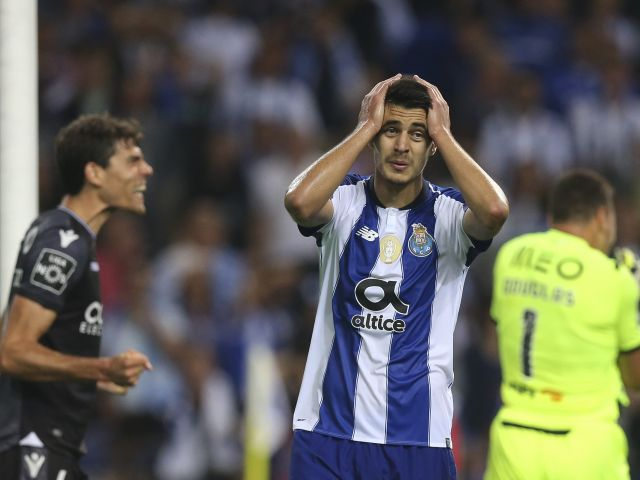 FC Porto suffer shock defeat