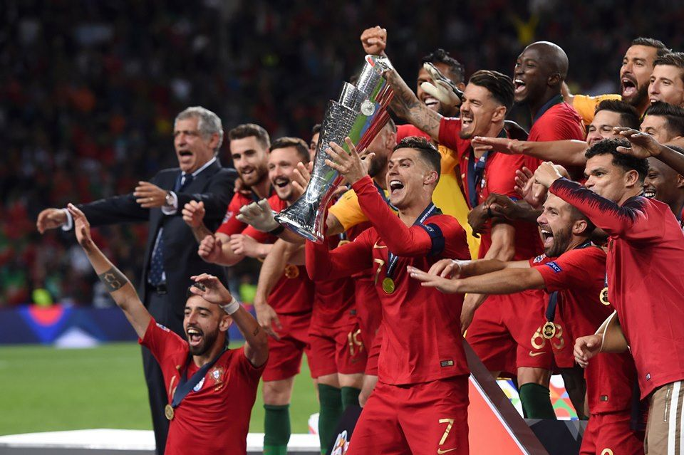 Portugal crowned Nations League champions!