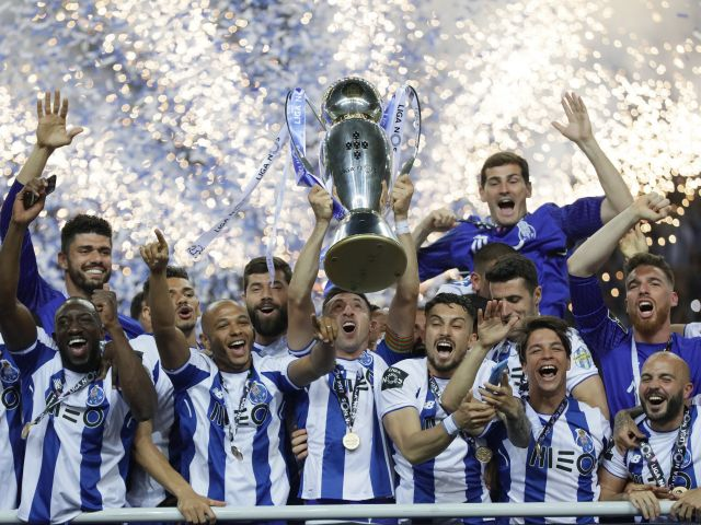 FC Porto crowned champions of Portugal