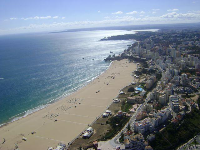 Praia Da Rocha Tops Portugal S Most Instagram Ed Beaches