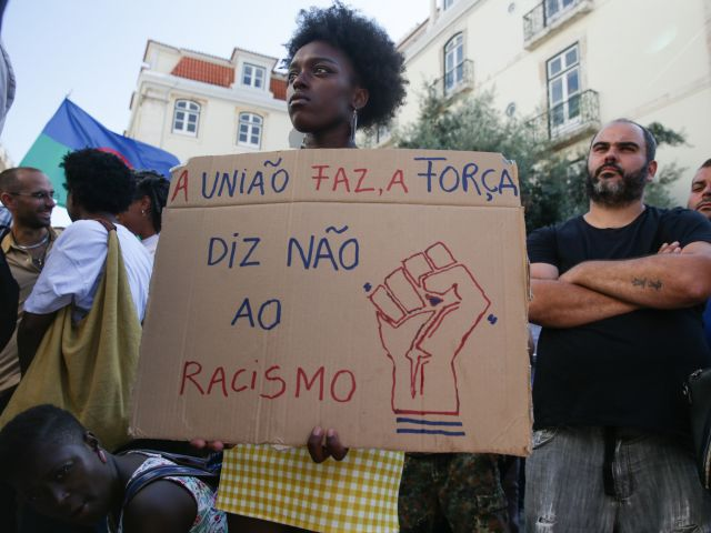 Protests staged throughout Portugal against racism
