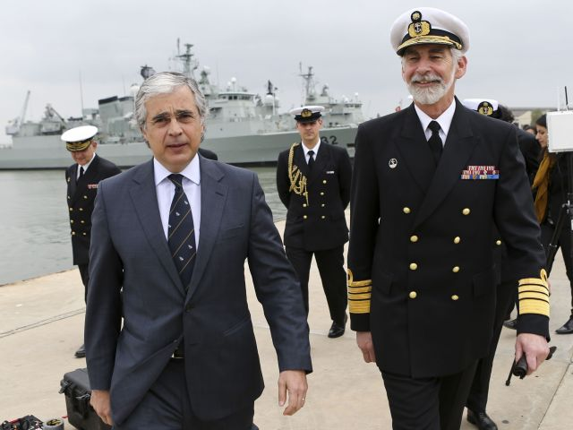 Portugal to buy four Danish ships for €25 million