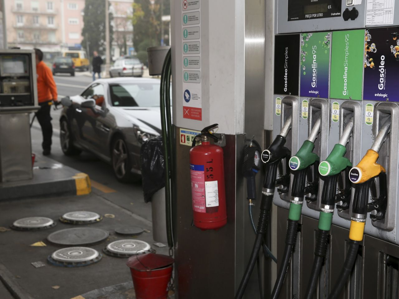Authorites warn against illegal fuel storage as truckers