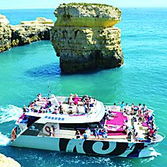 Unique boat trips and activities in Albufeira Marina, Algarve