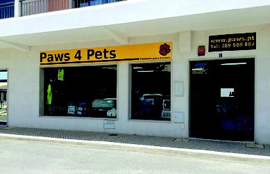 Join Paws 4 Pets at the Algarve Dog Show