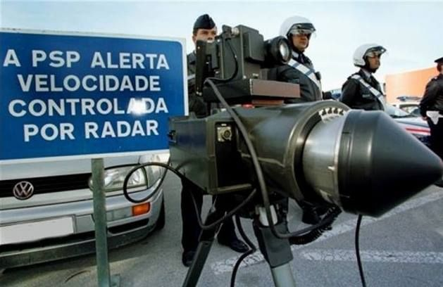 More speed cameras in pipeline for Lisbon