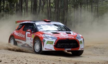 Rally de Portugal gets underway