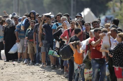 Portugal 'ready to receive refugees from Greece'