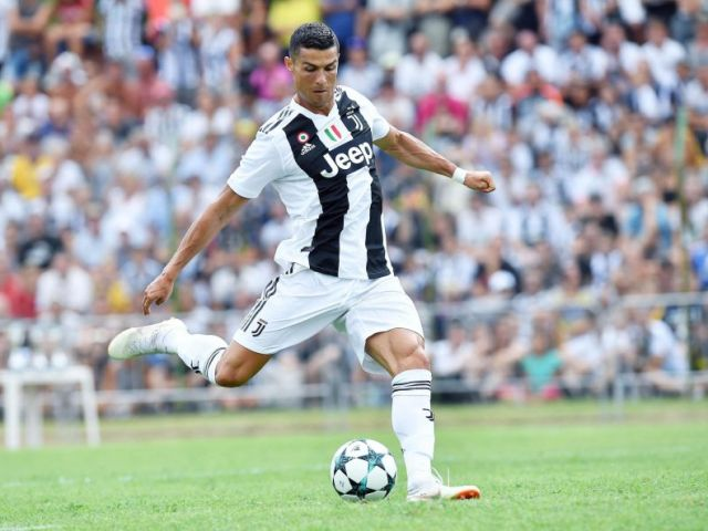 Ronaldo Opens Scoring Account For Juventus The Portugal News