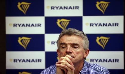 Ryanair set to cancel 190 flights in latest strike action