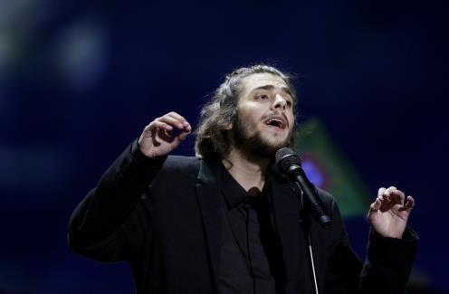 Portugal's Salvador Sobral wins Eurovision