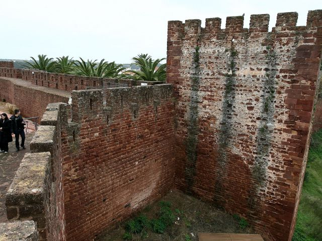 Silves castle walls to be repaired