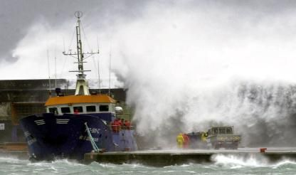 Dozens injured as hurricane Leslie strikes Portugal