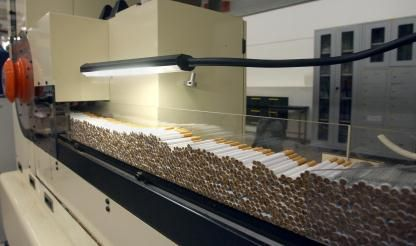 Tobacco plant invests €350m since privatisation