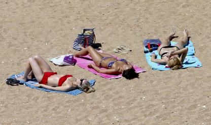 High UV alert issued for entire country