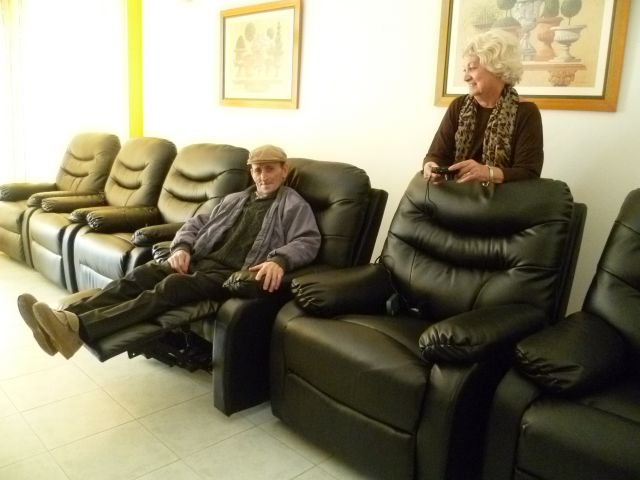 Grand Night of Variety buys chairs and first aid kits for Casa ...