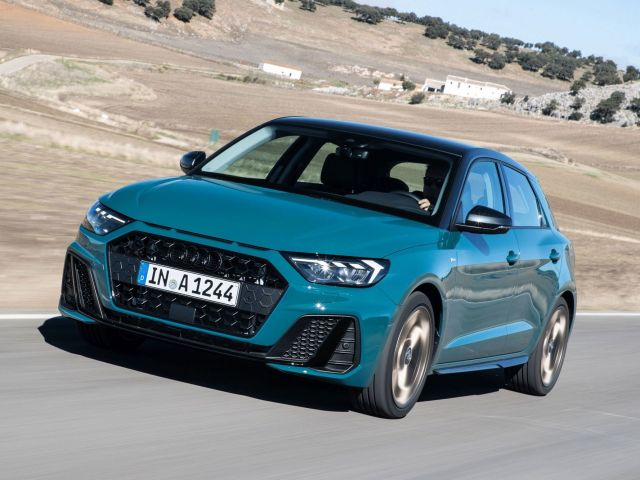 Audi launches its latest version of the A1