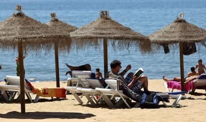 Albufeira continues as tourists' favourite