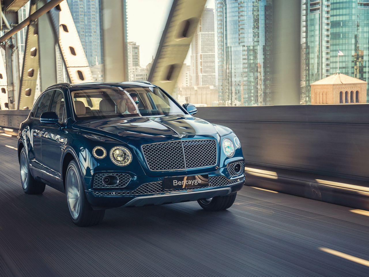 First Drive Bentley Bentayga Hybrid The Portugal News