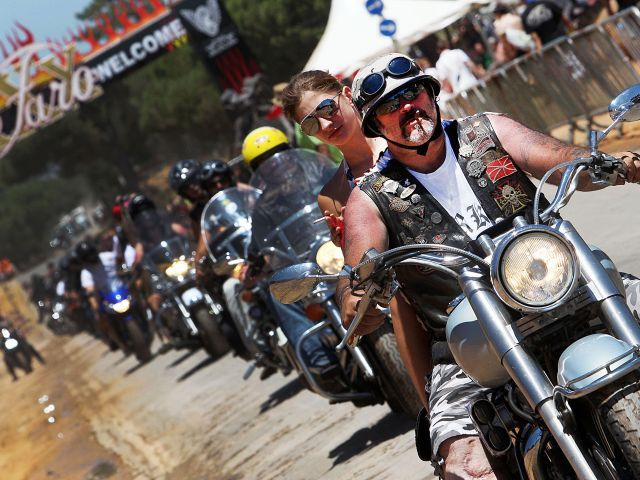 Faro biker rally 'without incidents' - Police