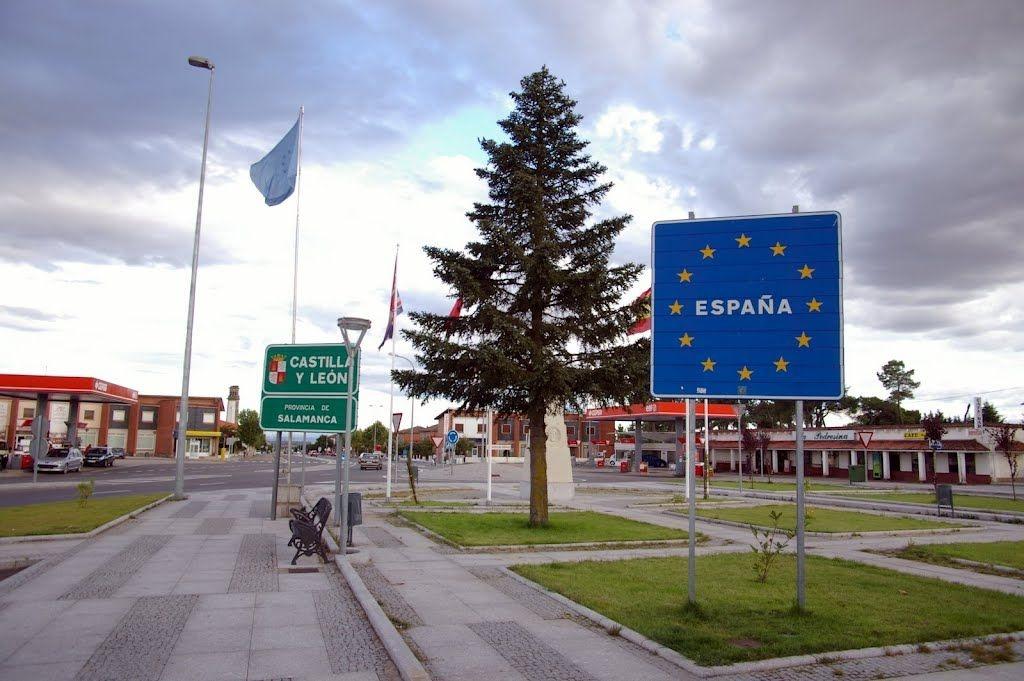 La frontera con España estuvo cerrada hasta el 16 de marzo