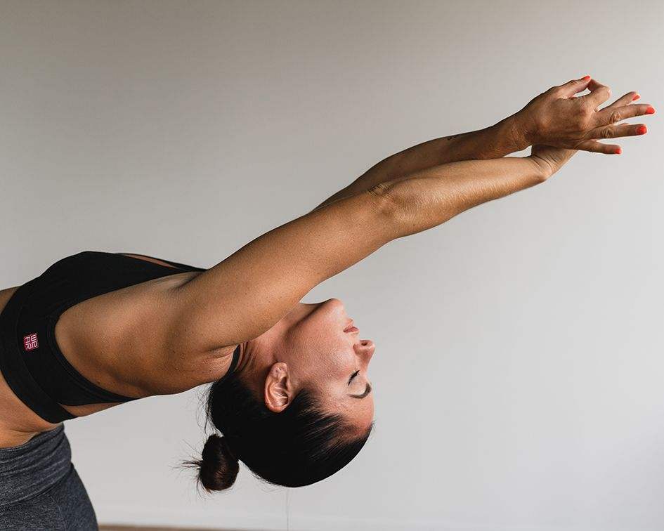 Why Yoga can help you through challenging times