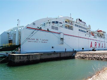 New mainland-Madeira ferry link starts