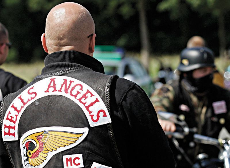 Court releases 17 Hells Angels