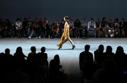 Lisbon fashion show kicks off at new venue with LAB, budding designers