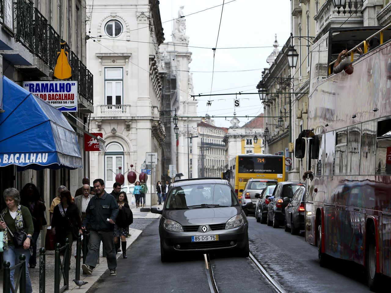 Temperatures set to fall in Portugal