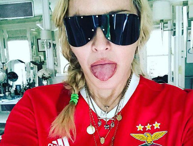 Madonna set to stay put in Portugal