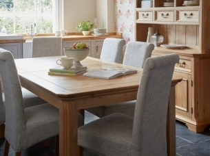 Oak Land Furniture - Beautiful hardwood furniture to suit every taste