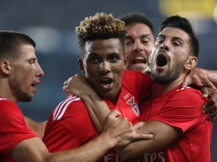 Benfica in Champions League play-off