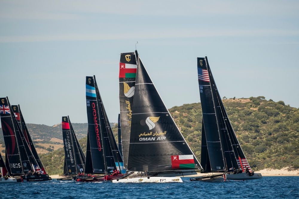 Team Oman Air aims for back-to-back wins at world championship