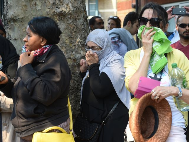 Portuguese families caught up in  London tower block inferno