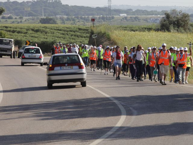 Portuguese among Europe's biggest walkers