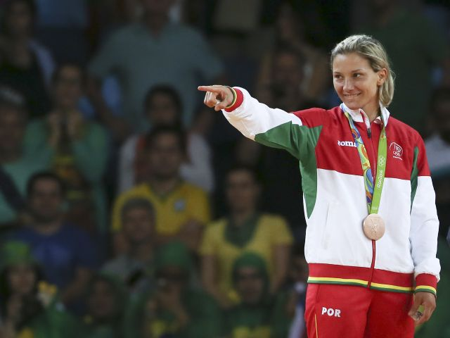Portugal returns from Rio Olympics with just one medal
