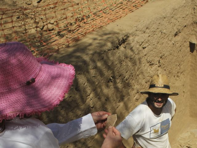 Dam digs unearth archaeological finds dating millions of years