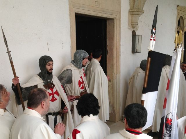 Tomar hosts first ever Knights Templar Festival