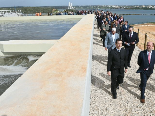 Environment Minister visits Algarve to endorse €16 million projects
