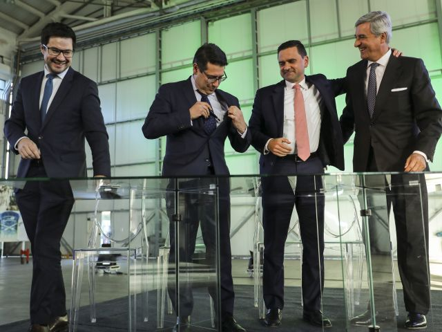 Financing agreement for new Montijo airport signed this week