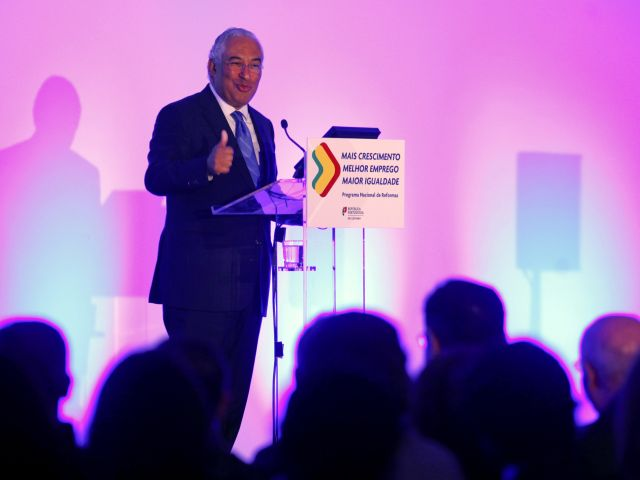 António Costa's minority government celebrates two stable years