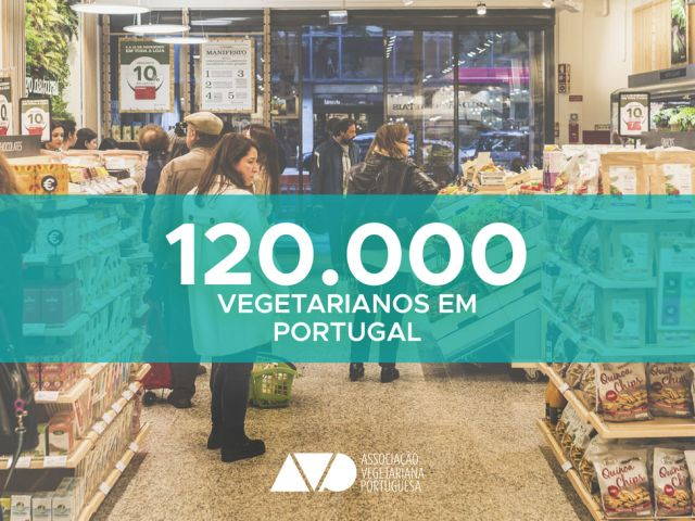 Number of vegetarians in Portugal rises by 400 percent in 10 years