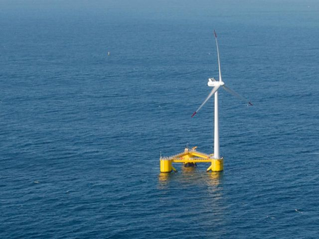 Portugal extends area of pilot floating wind turbine project