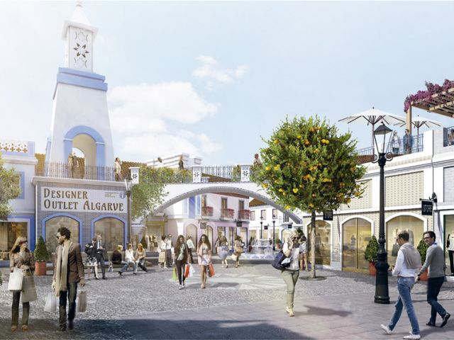 Designer Outlet Algarve opens next week