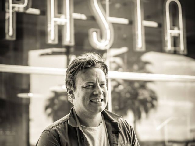 Jamie Oliver opens first Portugal restaurant