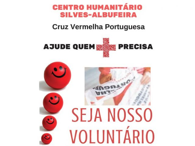 Silves-Albufeira Red Cross Humanitarian Centre appeals for volunteers to help with bi-annual food drive
