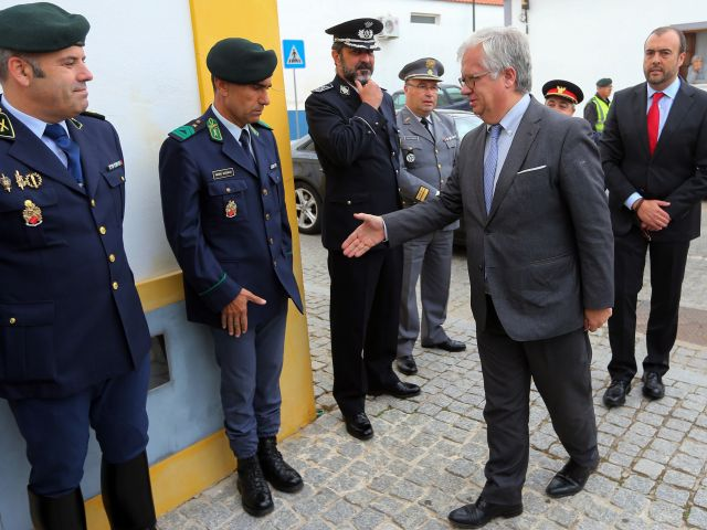 Home Minister highlights Portugal's status as third safest country