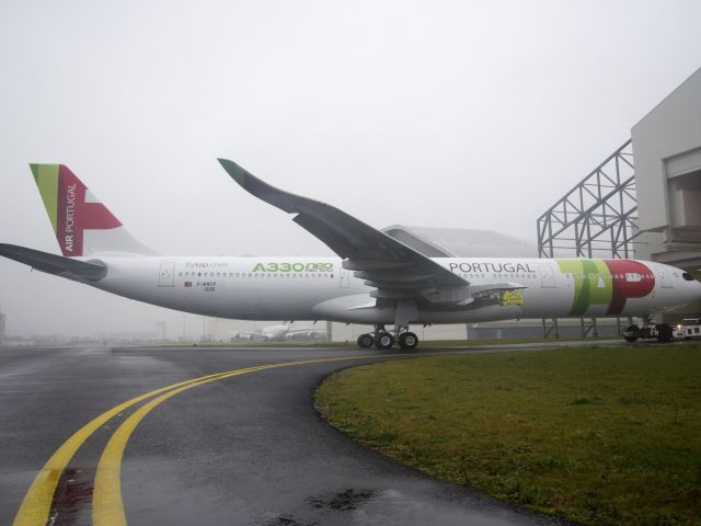 TAP world's first airline to debut A330neo