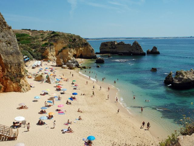 World Travel Awards nominate Algarve for 'Leading Beach Destination'
